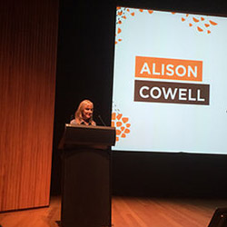 Alison Cowell
