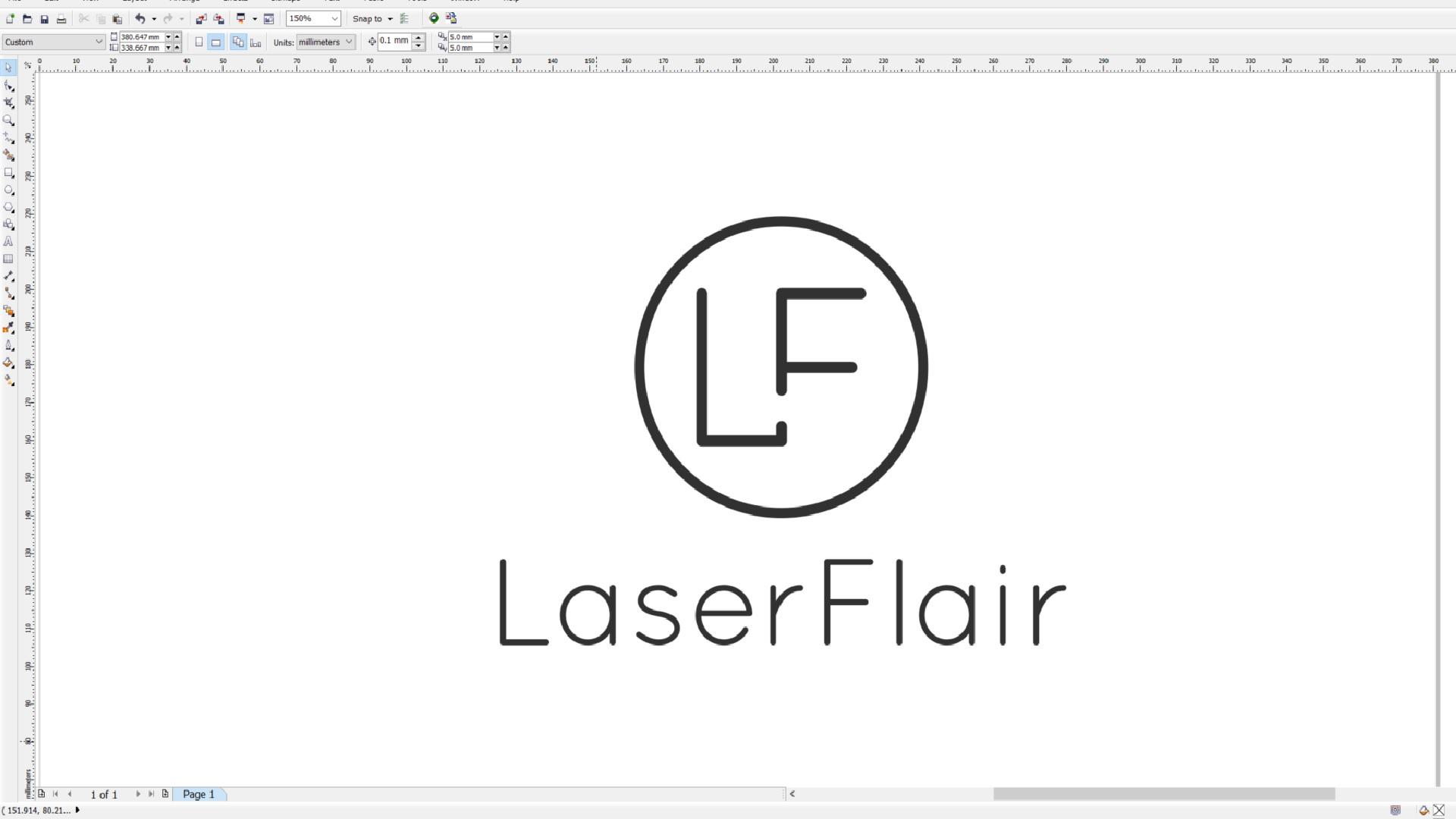 LaserFlair